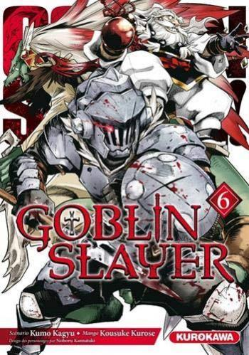 Couverture de l'album Goblin Slayer - 6. Tome 6