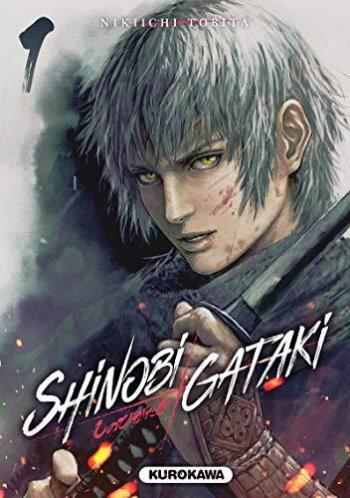 Couverture de l'album Shinobi Gataki - 1. Tome 1