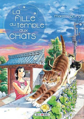 Couverture de l'album La Fille du Temple aux Chats - 5. Tome 5