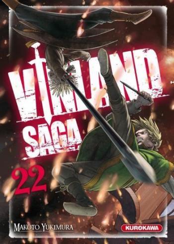 Couverture de l'album Vinland Saga - 22. Tome 22