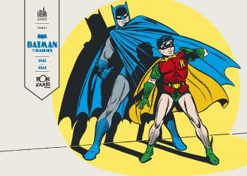 Couverture de l'album Batman the Dailies - 1. Tome 1