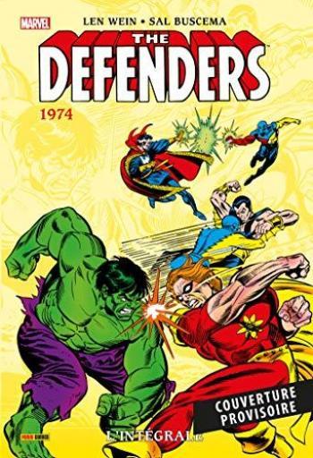 Couverture de l'album The Defenders ( L'intégrale ) - 3. 1974-1975
