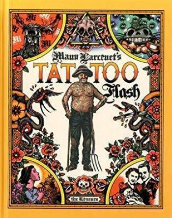 Couverture de l'album Tattoo Flash (One-shot)