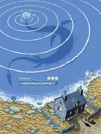 Couverture de l'album #Nouveau contact (One-shot)
