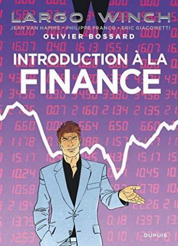 Couverture de l'album Largo Winch - HS. Introduction à la Finance
