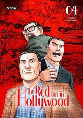 Couverture de l'album The red rat in Hollywood - 4. Les Dix d'Hollywood (suite)