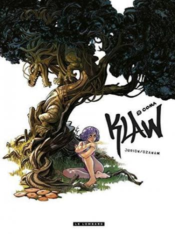 Couverture de l'album Klaw - 11. Coma