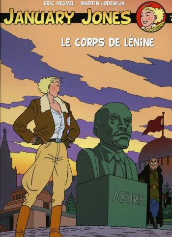 Couverture de l'album Jennifer Jones / January Jones - 7. Le corps de Lénine