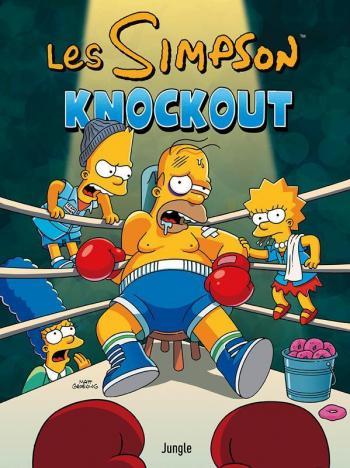 Couverture de l'album Les Simpson (Jungle) - 40. Knockout