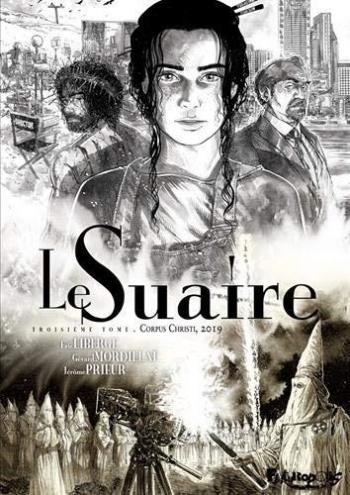 Couverture de l'album Le Suaire - 3. Corpus christi