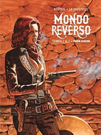 Couverture de l'album Mondo reverso - COF. Mondo Reverso - Tomes 1 & 2
