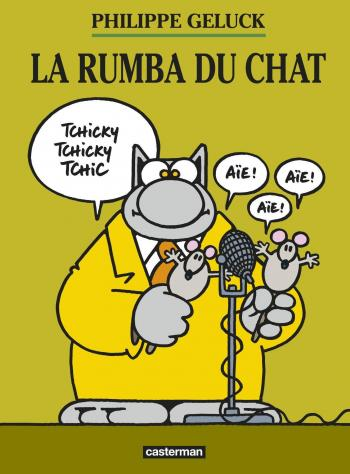 Couverture de l'album Le Chat - 22. La Rumba du Chat
