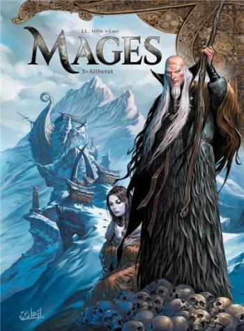 Couverture de l'album Mages - 3. Altherat