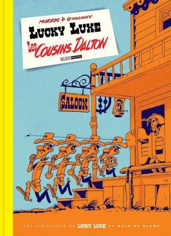 Couverture de l'album Lucky Luke - 12. Les Cousins Dalton