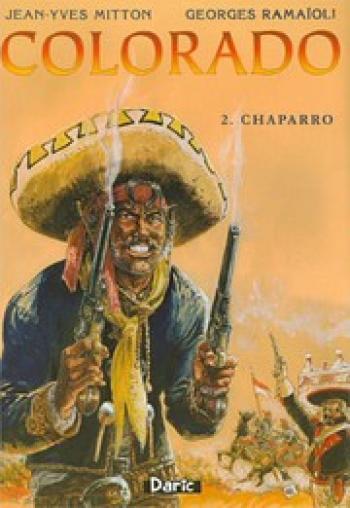 Couverture de l'album Colorado - 2. Chaparro