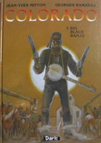 Couverture de l'album Colorado - 3. Big black banjo