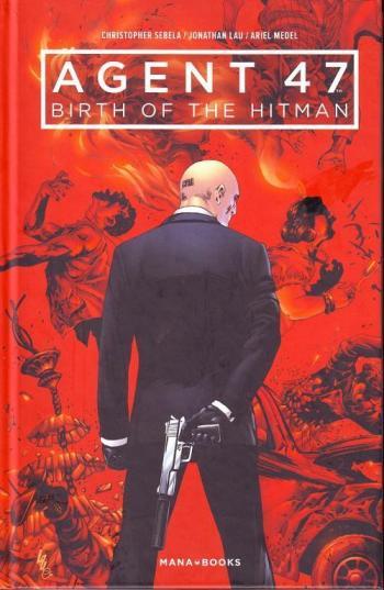 Couverture de l'album Agent 47 - Birth of the Hitman (One-shot)