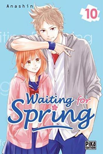 Couverture de l'album Waiting for Spring - 10. Tome 10