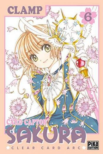 Couverture de l'album Card Captor Sakura - Clear Card Arc - 6. Tome 6