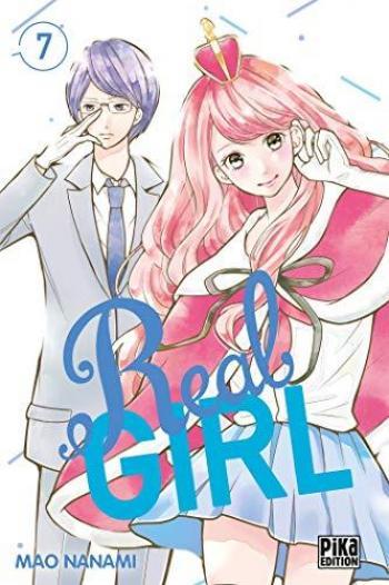 Couverture de l'album Real Girl - 7. Tome 7