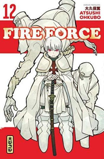 Couverture de l'album Fire Force - 12. Tome 12