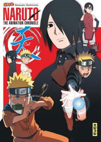 Couverture de l'album Naruto - HS. Artbook 4