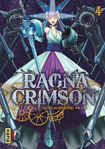Couverture de l'album Ragna Crimson - 4. Tome 4
