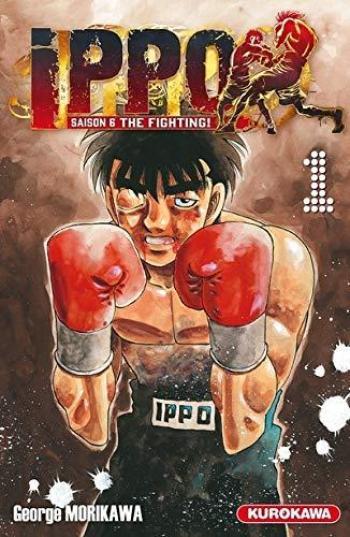 Couverture de l'album Ippo - Saison 6 - The Fighting ! - 1. Tome 1