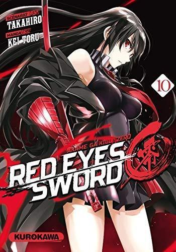 Couverture de l'album Red Eyes Sword - Akame ga Kill ! Zero - 10. Tome 10