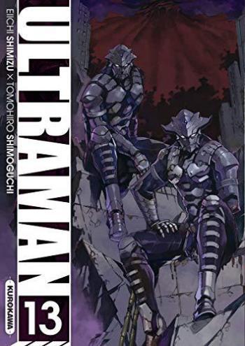 Couverture de l'album Ultraman - 13. Tome 13