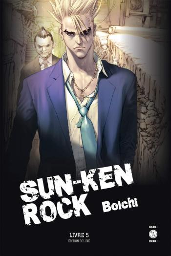 Couverture de l'album Sun-Ken Rock - INT. Livre 5 - Edition Deluxe