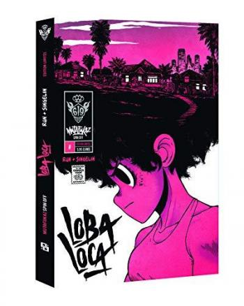 Couverture de l'album Mutafukaz' Loba Loca - 1. Loba Loca