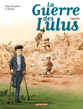 Couverture de l'album La Guerre des Lulus - 6. Lucien