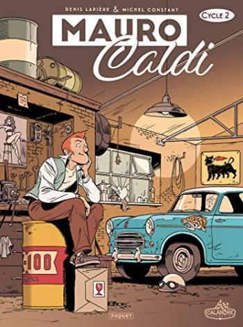 Couverture de l'album Mauro Caldi - INT. Intégrale Cycle 2
