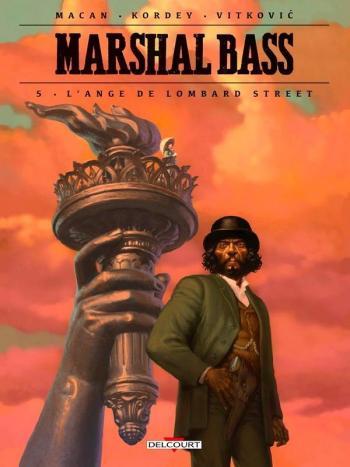 Couverture de l'album Marshal Bass - 5. L'ange de Lombard Street