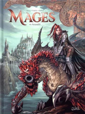 Couverture de l'album Mages - 4. Arundill