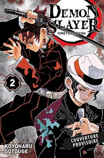 Couverture de l'album Demon Slayer - 2. Tome 2