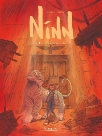 Couverture de l'album Ninn - 4. La cathédrale de fer