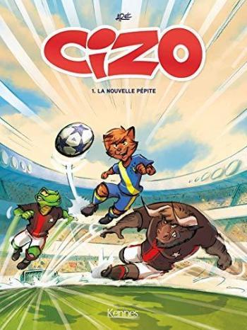 Couverture de l'album Cizo - 1. La Nouvelle Pépite