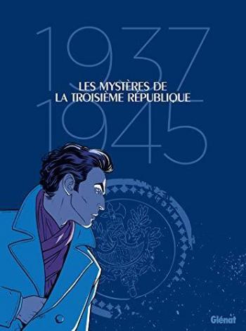 Couverture de l'album Les Mystères de la troisième République - COF. Les Mystères de la 3e République