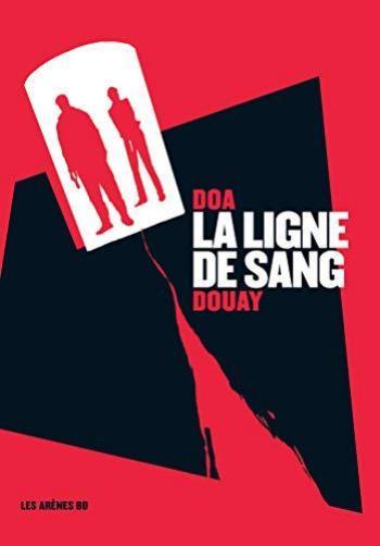 Couverture de l'album La Ligne de sang (One-shot)