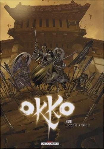 Couverture de l'album Okko - 4. Le Cyvle de la terre II