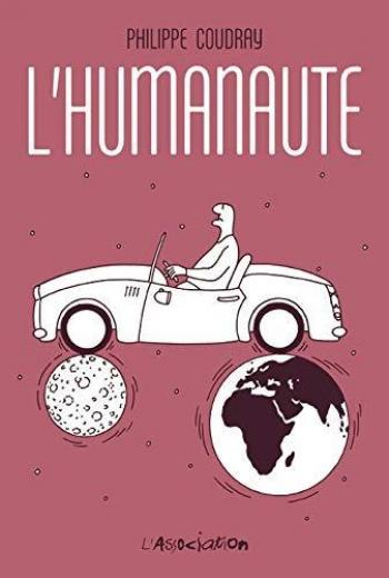 Couverture de l'album L' Humanaute (One-shot)