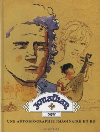 Couverture de l'album Jonathan - HS. Jonathan, Une autobiographie imaginaire en BD