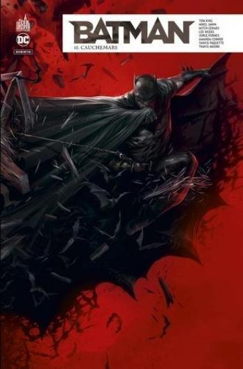 Couverture de l'album Batman Rebirth - 10. Cauchemars