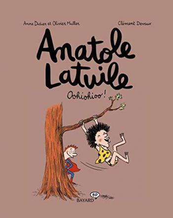Couverture de l'album Anatole Latuile - 2. Oohiohioo !