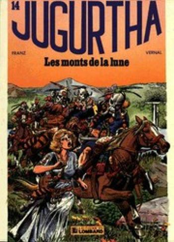 Couverture de l'album Jugurtha - 14. Les monts de la lune