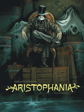 Couverture de l'album Aristophania - 2. Progredientes