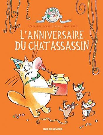 Couverture de l'album Un chat assassin - 4. L'anniversaire du chat assassin