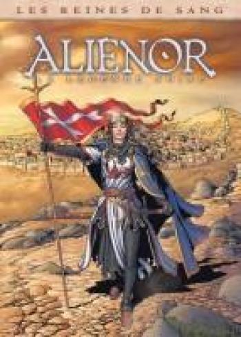 Couverture de l'album Les Reines de sang - Aliénor - 3. La Légende noire - Volume 3